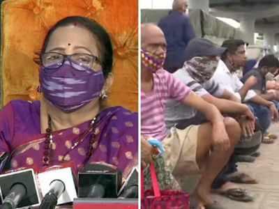 No walk-in vaccinations in Mumbai, says Mayor Kishori Pednekar