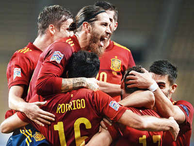 Spain hopeful of new dawn after annihilation of Germany