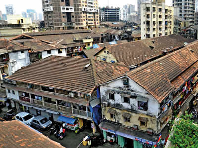 Dilapidated Mhada chawls can now be redeveloped