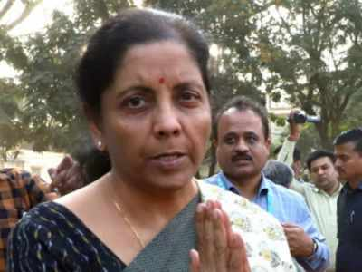 Finance Minister Nirmala Sitharaman unveils Rs 102 lakh crore of infra projects for next five years