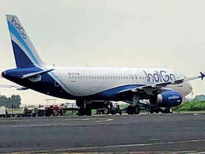 Ahmedabad-Kolkata flight turns back after PW engine snag