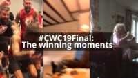 #CWC19Final: The winning moments