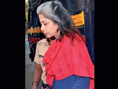 'Khanna was in Mumbai the day Sheena was killed'
