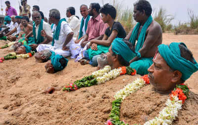 Cauvery Row: TN farmers say they have lost faith in judiciary
