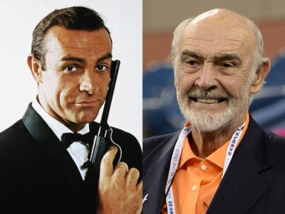 Former James Bond actor Sean Connery dies aged 90