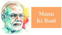 PM Modi to host his 3rd 'Mann Ki Baat' podcast since coming back to power