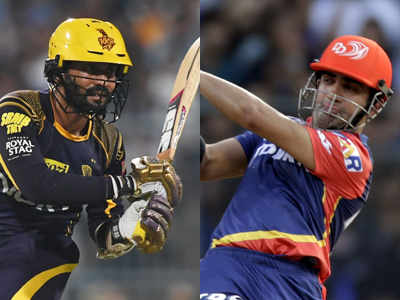 KKR vs DD Live Score: Kolkata Knight Riders vs Delhi Daredevils IPL 2018 Live Cricket Score from Eden Gardens: Kolkata Knight Riders beat Delhi Daredevils by 71 runs