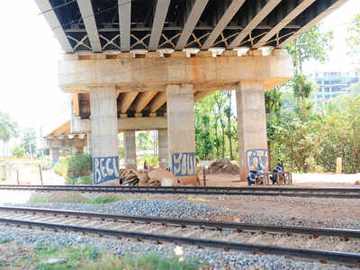 Residents to take rail over bridge fight a notch higher