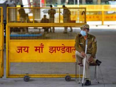 Delhi Police constable suspended for damaging vegetable carts during lockdown