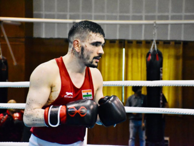 Duryodhan Singh Negi bows out of World Men's Boxing Championship