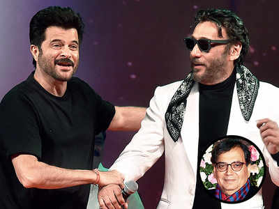 Exclusive! Anil Kapoor and Jackie Shroff come together for Subhash Ghai's film