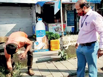 Covidiots made to sweep roads, pick up litter by BMC; here's how Mumbaikars have reacted to the 'punishment'