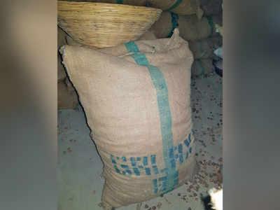 240 metric tonnes of betel nut seized