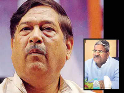 War of words: Shiv Sena MP thinks Girish Bapat is Shakuni mama