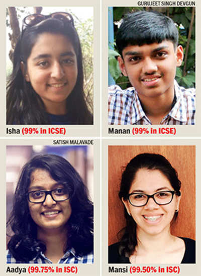 Mumbai hits honour roll: 9 students in ICSE, ISC top tiers