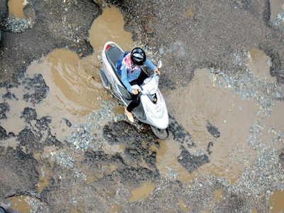 Bengaluru's potholes will be fixed through New Delhi's class Act