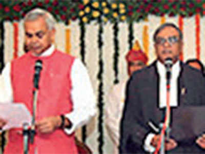 Vikram Nath sworn in as chief justice of HC