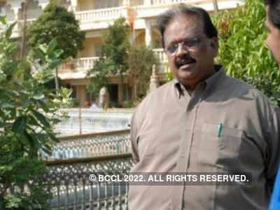 Playback singer S.P.Balasubrahmanyam hospitalized with 'mild symptoms' of Covid-19