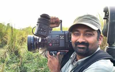 Photographer, filmmaker Sandesh Kadur discusses the agony & ecstasy of shooting for TV series Planet Earth 2
