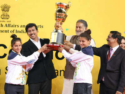 Khelo India's vision is to connect villages to Olympic podium: Rajyavardhan Rathore