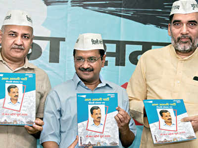 AAP to fight election on full statehood plank