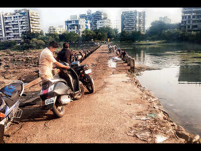 Act against those polluting Pavana, PCMC asks MPCB