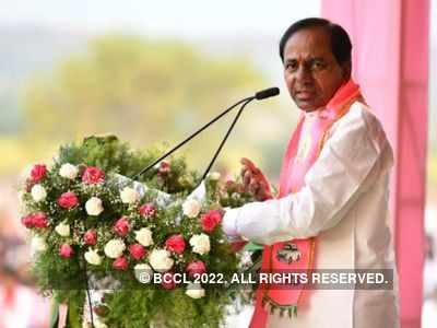 As Covid-19 cases rise, Telangana CM K Chandrasekhar Rao hints at another lockdown in Hyderabad