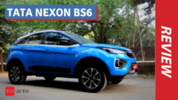 Tata Nexon BS6 review