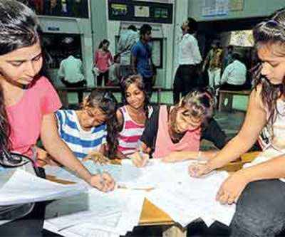 GU conducts 3rd round of admissions