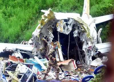 Kozhikode Air India plane crash live updates: Black box brought o DGCA lab in Delhi