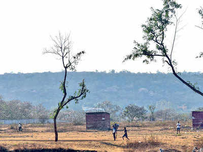 Whose shanties are these? New huts in BDP zone spark encroachment fears on Kothrud's hills