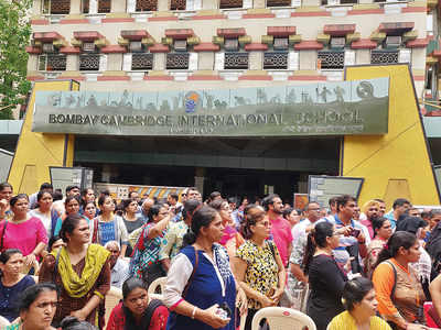'BMC should think of students' future': Deadlock over power and water continues at Bombay Cambridge International School