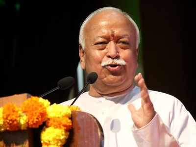 Bharat Of Future seminar: Efforts to mainstream RSS get a cold shoulder from Opposition
