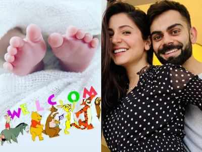Uncle Vikas Kohli welcomes Baby Virushka