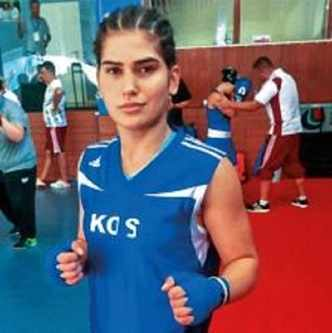 Kosovo boxer could knock out India's hopes of hosting world events