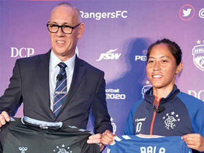 Bala Devi stays back in Glasgow, says Rangers taking care of her