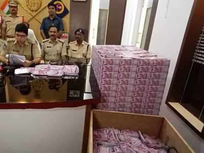 Fake currency gang held, Rs 7 crore seized in Telangana town