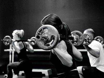 MIRROR LIGHTS: Choose the best workout for your body