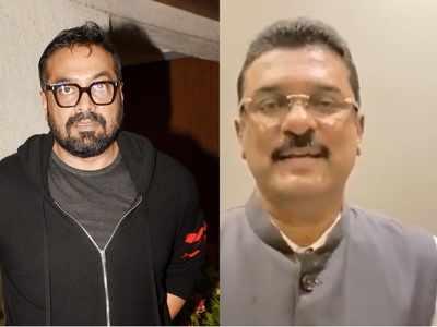 Shiv Sena's Pratap Sarnaik sees conspiracy behind allegations against Anurag Kashyap