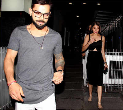 Good news Viranushka fans! Anushka Sharma, Virat Kohli spotted together post break-up