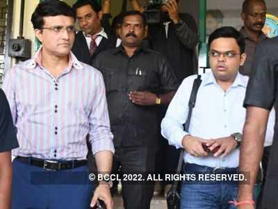 ICC dials Dada, Shah over tax issue; 'working with BCCI' over T20 and 50-50 WCs in India