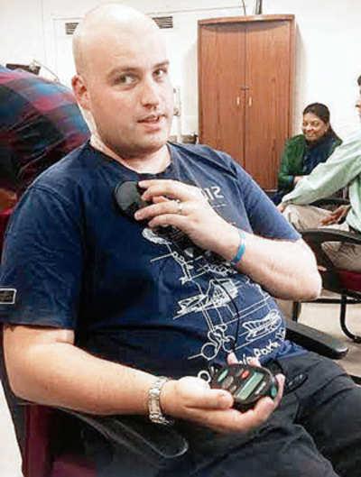 Jaslok doctors help Brit 'remote-control' his severe headaches