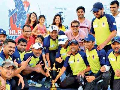 HDFC crowned HLRU champs
