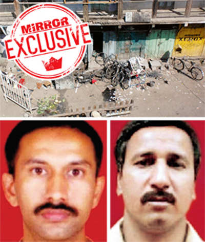 Two main accused in Malegaon blasts were killed in police custody