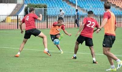 Bengaluru FC hope to stun North Korean side in first leg of AFC Cup inter-zonal semifinals
