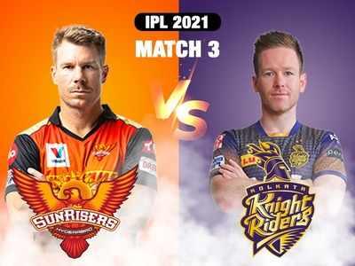 IPL Score 2021, SRH vs KKR: Knight Riders beat Sunrisers by 10 runs