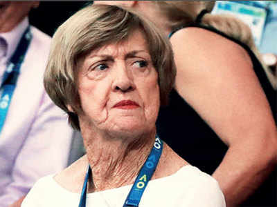 Margaret Court says Tennis Australia 'discriminated' against her