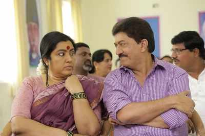 Hebbet Ramakka movie review: Stamp of disapproval