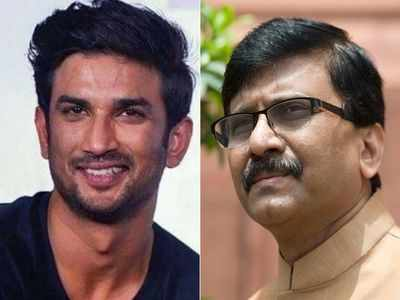 Will have to look into it, says Sanjay Raut over apology demanded by Sushant Singh Rajput's family