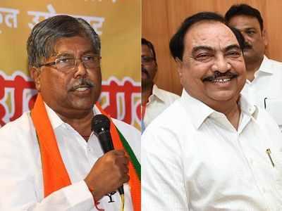 Eknath Khadse will not resign, says Maharashtra BJP chief Chandrakant Patil